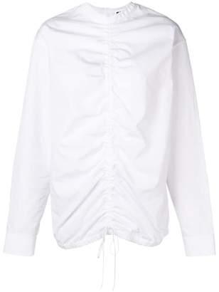 Jil Sander drawstring-detail blouse