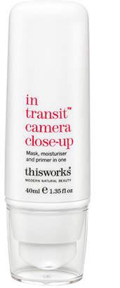 This Works In Transit Camera Close Up Mask; Moisturiser & Primer