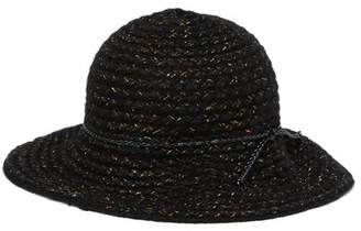 August Hat Oh Stitch Braid Wide Brim Hat
