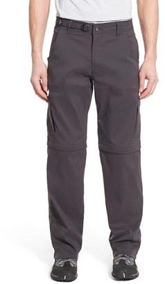 Men's Prana 'Zion' Convertible Cargo Hiking Pants $89 thestylecure.com