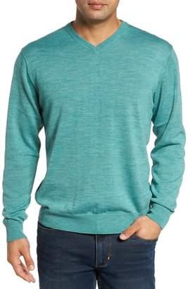 Cutter & Buck Douglas V-Neck Sweater