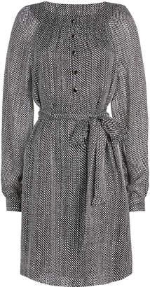 Vanessa Seward Felipa Silk Dress