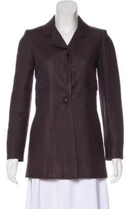 Chanel Linen & Wool Jacket