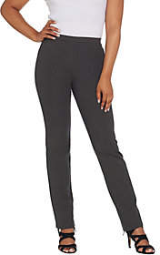 Women with Control Tall Pull-On Slim LegPants