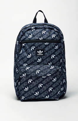 adidas National Printed Laptop Backpack