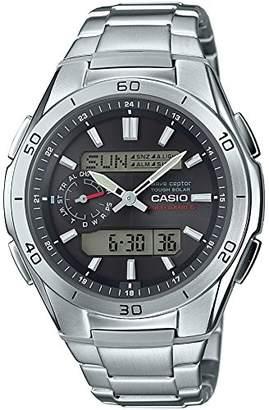Casio (カシオ) - [カシオ]CASIO 腕時計 ウェーブセプター 電波ソーラー WVA-M650D-1AJF メンズ
