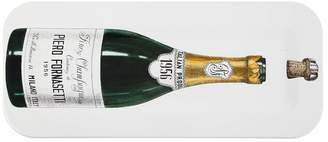 Fornasetti Champagne col トレイ