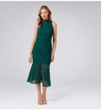 Ever New Rikki Lace Fishtail Dress