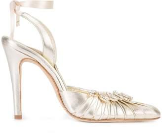 Sarah Flint Luisa 100 embellished sandals