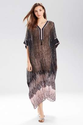 Josie Natori Haven Caftan
