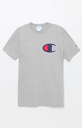 Champion Big C Applique T-Shirt