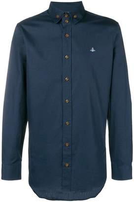 Vivienne Westwood button down classic shirt