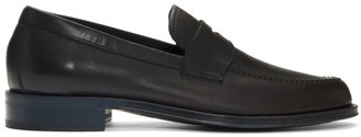 Paul Smith Navy Lowry Loafers
