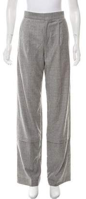 Protagonist Wool High-Rise Pants
