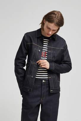 French Connenction Denim Workwear Jacket