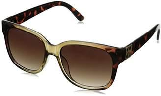 Adrienne Vittadini Women's AV1027 Square Sunglasses