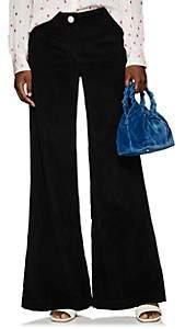 Masscob Women's Teo Corduroy Pants - Black