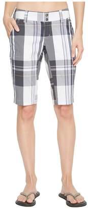 Columbia Saturday Trailtm II Plaid Short Women's Shorts