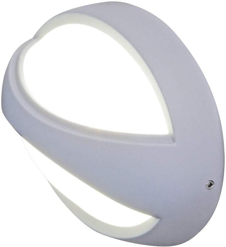 EEK A+, LED Außen-Wand- Deckenleuchte 6-flammig