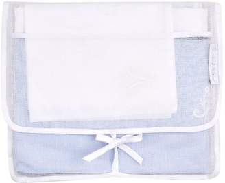 Baby Essentials Théophile Et Patachou Sheet and Pillowcase Set