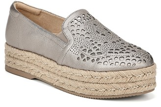Naturalizer Whitley Espadrille Platform Slip-On