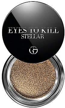 Giorgio Armani Women's Eyes To Kill Stellar Mono Cream-To-Powder Eyeshadow - Midnight