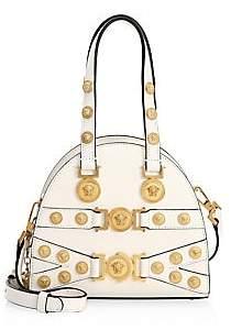 Versace Women's Small Tribute Medallion Handbag