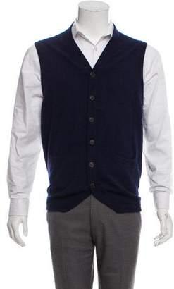 Brunello Cucinelli Cashmere Sweater Vest