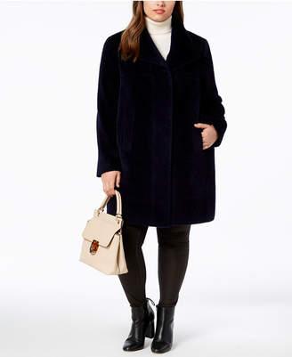 513467a6a92 Plus Size Faux Fur Coats - ShopStyle Australia