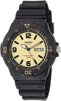 Casio Men's 'Classic' Quartz Resin Casual Watch