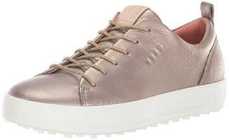 Ecco Women's Soft Low Hydromax Golf Shoe 38 M EU (7-7.5 US)