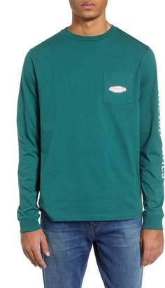 Vineyard Vines Surf Lights Pocket T-Shirt