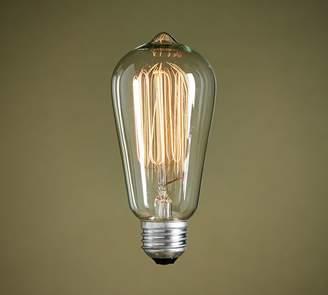 Pottery Barn Teardrop Filament 40W Light Bulb