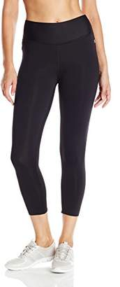 Champion Women's 6.2 Vapor Performance Capri Legging $19.67 thestylecure.com