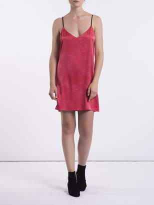 Amiri Slip mini dress