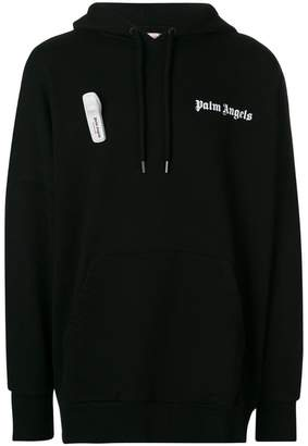 Palm Angels oversized hoodie