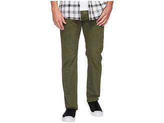 AG Adriano Goldschmied Graduate Tailored Leg in Sulfur Climbing Ivy Men's Clothing