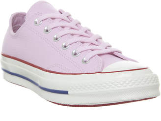 31c5760bd5dc Converse Ox 70 s Trainers Pink Foam Enaml Red Egret F