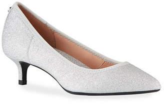 Taryn Rose Nicki Glittered Comfort Pumps