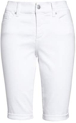 NYDJ Briella Roll Cuff Bermuda Shorts