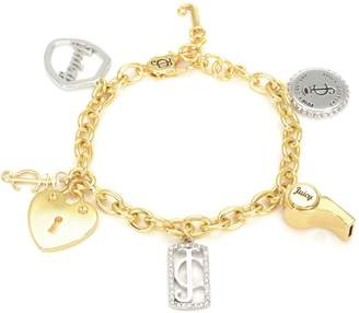 Juicy Couture Outlet - CHARM DE JUICY BRACELET