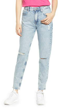 Tommy Jeans Izzy Ripped High Waist Jeans
