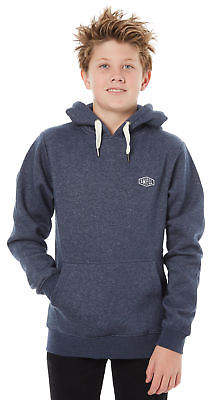 Swell New Boys Kids Boys Spectrum Hoody Long Sleeve Cotton Polyester Blue
