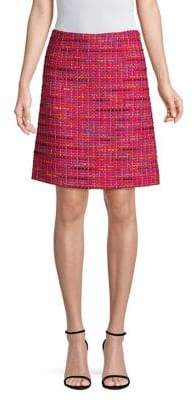 Escada Sport Multicolor Tweed Skirt