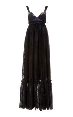 Rebel Yell LOVE Binetti Maxi Dress