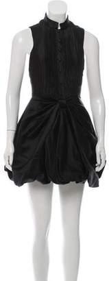Proenza Schouler Pleated Draped Dress