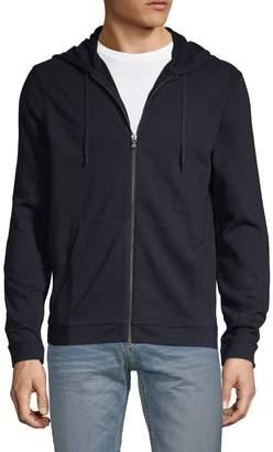 John Varvatos Full Zip Sweater