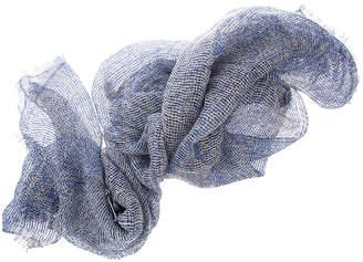 Ayesha Cashmere Cashmere Linen Natural Curiosities Scarf