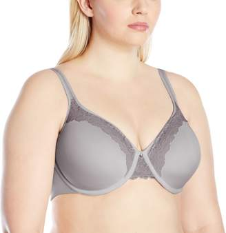 Bali Designs Women's One Smooth U Ultra Light Lace with Lift Underwire