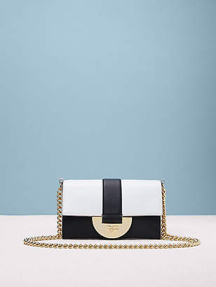 Diane von Furstenberg Bonne Journee Half Moon Bag